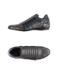 Alexander Hotto Low Tops And Trainers Grey