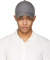 Tiger Of Sweden Grey Hindsal 2 Cap