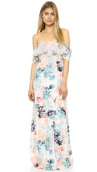 Lovers Friends Anemone Dress Paradise Floral
