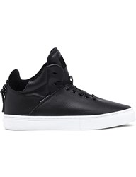 Clear Weather In Night Sky The One Ten Mid Top Shoes