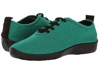 Arcopedico Ls Emerald Lace Up Casual Shoes Green
