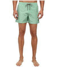 Paul Smith Classic Swim Shorts Mint Men's Swimwear Green