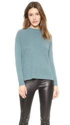 Whistles Bea Zip Sweater Zaffre Blue