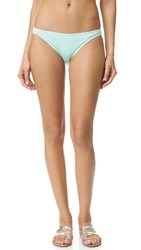Kate Spade Georgica Beach Bikini Bottoms Carribean Sky