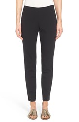 Petite Women's Lafayette 148 New York Punto Milano Slim Pants