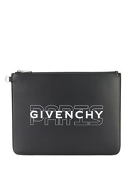 Givenchy Logo Pouch Black