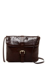 Ugg Cortona Leather Clutch Brown