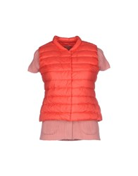 Add Down Jackets Coral