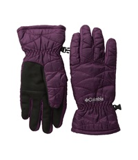 Columbia Mighty Lite Glove Purple Dahlia Extreme Cold Weather Gloves