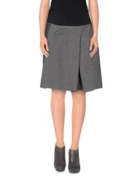 Paul And Joe Sister Mini Skirts Grey