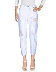 Scout Jeans White