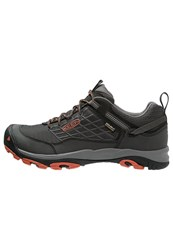 Keen Saltzman Wp Walking Shoes Raven Koi Black