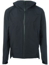 Arcteryx Veilance Arc'teryx Hooded Windbreaker Black