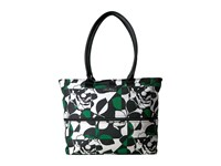 Vera Bradley Lighten Up Expandable Travel Tote Imperial Rose Tote Handbags Multi