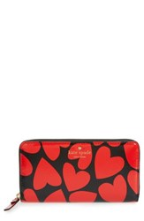 Kate Spade Women's New York Be Mine Lacey Wallet
