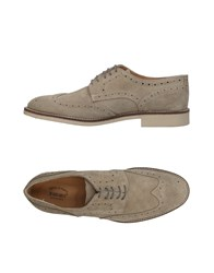 Bruno Verri Lace Up Shoes Grey