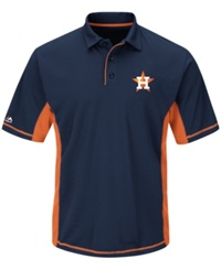 Majestic Men's Houston Astros Top Of The Inning Polo