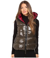 Duvetica Febe Quilted Down Vest Mugo