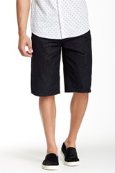 Antique Rivet Brandon Short Black