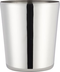 Cb2 Duke Stainless Steel Champagne Wine Bucket