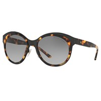 Ralph Lauren Rl7051 Oval Sunglasses Black Havana