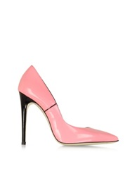 Loriblu Pink Patent Leather Pump