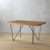 Cb2 Dylan 36''X53'' Dining Table