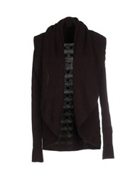 Ralph Lauren Knitwear Cardigans Women Dark Brown