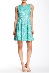 Yoana Baraschi Ameilie Low Back Dress Green