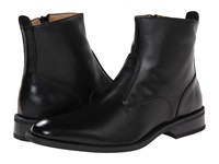 Giorgio Brutini 66014 Black Leather Men's Dress Pull On Boots