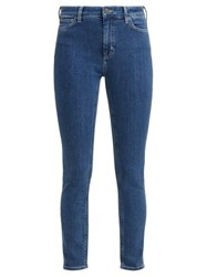 M.I.H Jeans Bridge High Rise Skinny Jeans Denim