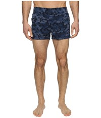 2Xist Yacht Camo Navy Men's Swimwear Multi