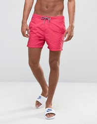 Scotch And Soda Basic Swim Shorts Pink