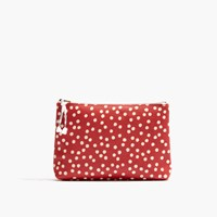 Madewell Small Zip Pouch Smoky Rose