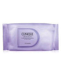 Clinique Take The Day Off Micellar Cleansing Towelettes For Face And Eyes