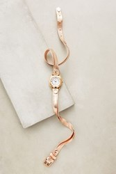Anthropologie Rosegold Watch Rose Gold