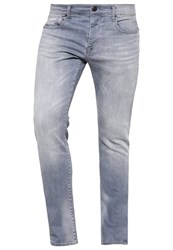 Petrol Industries Turner Tapered Fit Slim Fit Jeans Dusty Silver Light Grey