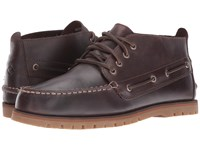 Sperry A O Mini Lug Chukka Brown Men's Lace Up Casual Shoes