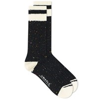 Maple Heritage Socks Black