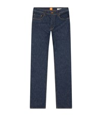 Boss Orange Fit 39 Stretch Jeans Male Blue