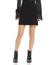 Dylan Gray A Line Skirt Black
