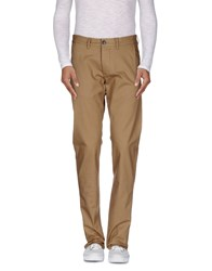 Selected Homme Trousers Casual Trousers Men Khaki
