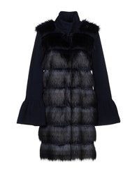 Atos Lombardini Coats And Jackets Faux Furs