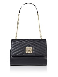 Biba Ella Quilted Shoulder Bag Black