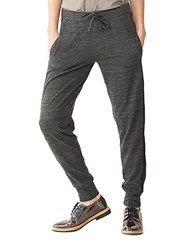 Alternative Apparel Eco Jersey Jogger Pants Eco Black