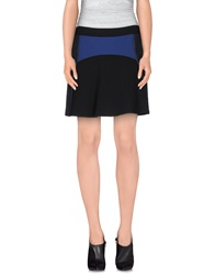 Byblos Mini Skirts Blue
