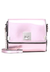 New Look Secily Boxy Xbody Across Body Bag Light Pink Rose