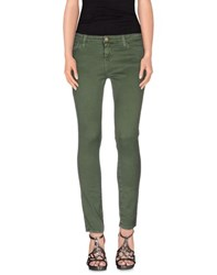 Acquaverde Denim Denim Trousers Women