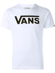 Vans 'Original' T Shirt White