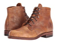 Wolverine Original 1000 Mile Boot Gold Leather Women's Work Boots